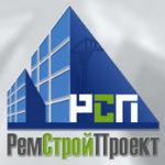 Создание логотипа для компании Ремстройпроект